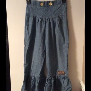 Matilda Jane blue jean pants